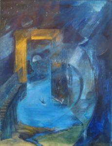 Through the Portal by Susan Heinz