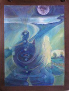 1.Buddha Moon by S. Heinz